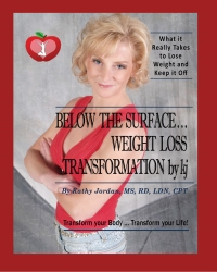 Below the Surface Weight Loss Transformation by kj cover